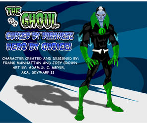 The Ghoul, Character Card by skywarp-2