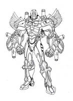 Angel Arms Revised by skywarp-2