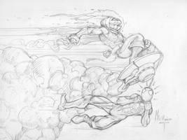 Jack 'O Lantern - Sketch by WithintheMechanism
