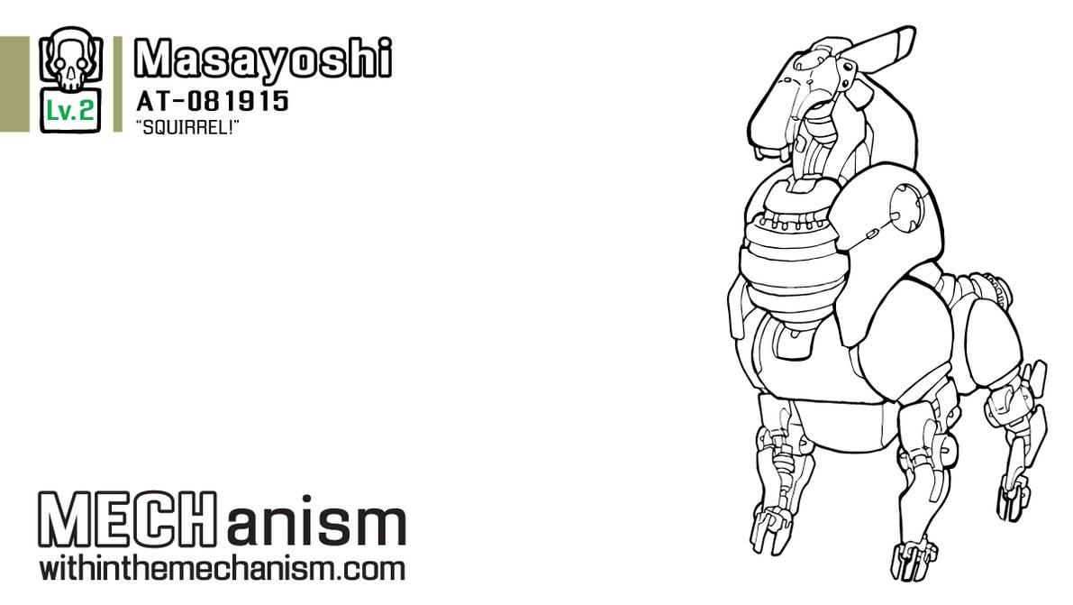 Masayoshi: AT-081915 by WithintheMechanism