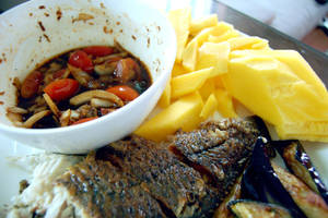 Comfort Food by tristanskye