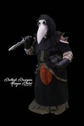 Darkest Dungeon Plague Doctor by zephyrofgod