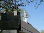 Birdhouse Church by zephyrofgod