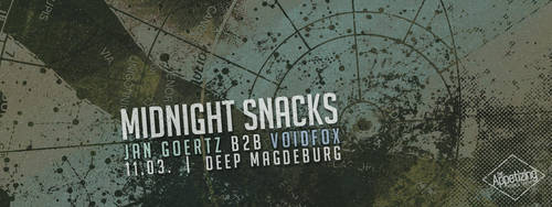 = Midnight Snacks = by The Appetizing by VoidF0x