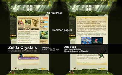 Zelda Crystals v4 Layout by Forza27