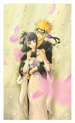 NaruHina - I love you... by Forza27