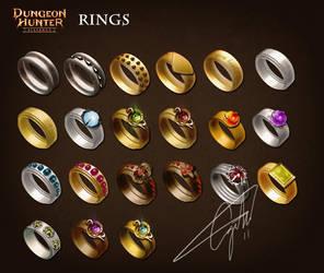 DHA Vita Rings by Forza27
