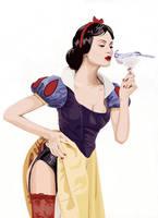 Snow White by W-Tash
