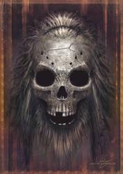 Skull - 01 by Westling