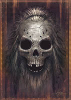 Skull - 01 by Westling