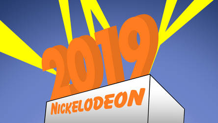 Nickelodeon Top of the Hour Structure (2019 Ver.) by TheRandomMeister