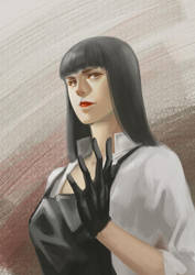 American Mary by 1001yeah
