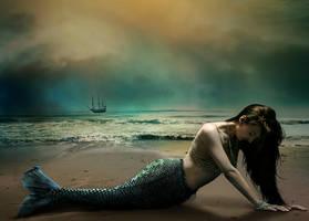 Mermaid by NunoLima