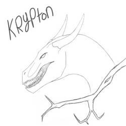 Krypton by niviadragonrider