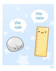..You rule You rock.. by koruldia