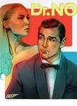 AGENTE 007 by Nesgodraa