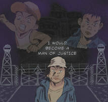 Kenji Endou: Man of Justice by NimbusStev