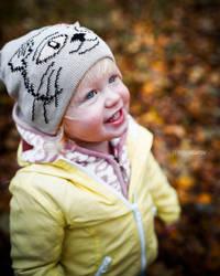 little girl by agapovd