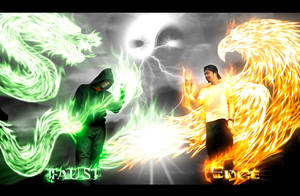 -RU- Brothers of the Flame.... by EdgeFx1