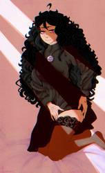 Ruth Wadlow by MissKurohane