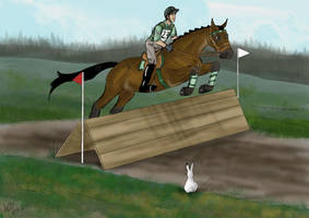 Eventing OHHT 2014 by Louvan
