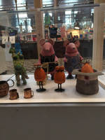 Oliver Postgate's Puppets 4 by Louvan
