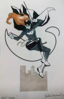 Batgirl commission by elena-casagrande