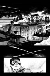 Batgirl Annual - page 01 by elena-casagrande
