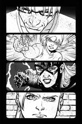 Batgirl Annual - page 37 by elena-casagrande