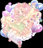 |OC| Alice and Sweet Parties | by Hosha-Usagi