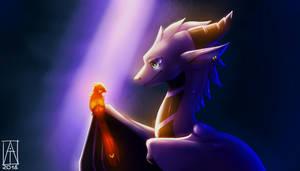 Phoenix by Aliashiro
