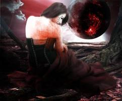 blood moon by Ka-Kind
