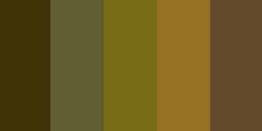 color palette wood 198685 by Ka-Kind