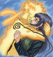 Naruto Hinata - The One for Me by SupremeDarkQueen