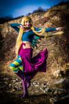 Cornelia Hale (W.I.T.C.H.) cosplay by MartyCos-Art