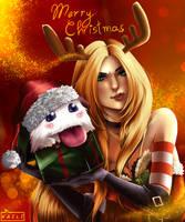 Merry Christmas! by KailiStark