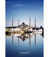 Masjid Kristal II by an-urb