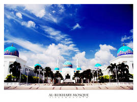 Al-Bukhary Mosque by an-urb
