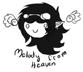 Melody From Heaven by EpicHiroTheFixer