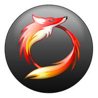 FireFox Black by 0dd0ne