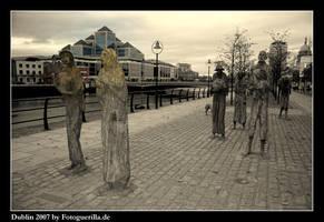 Dublin - Widerspruch by fotoguerilla