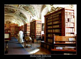 Strahovska knihovna by fotoguerilla
