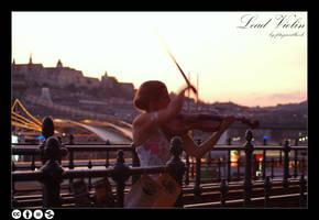 Lead Violin by fotoguerilla