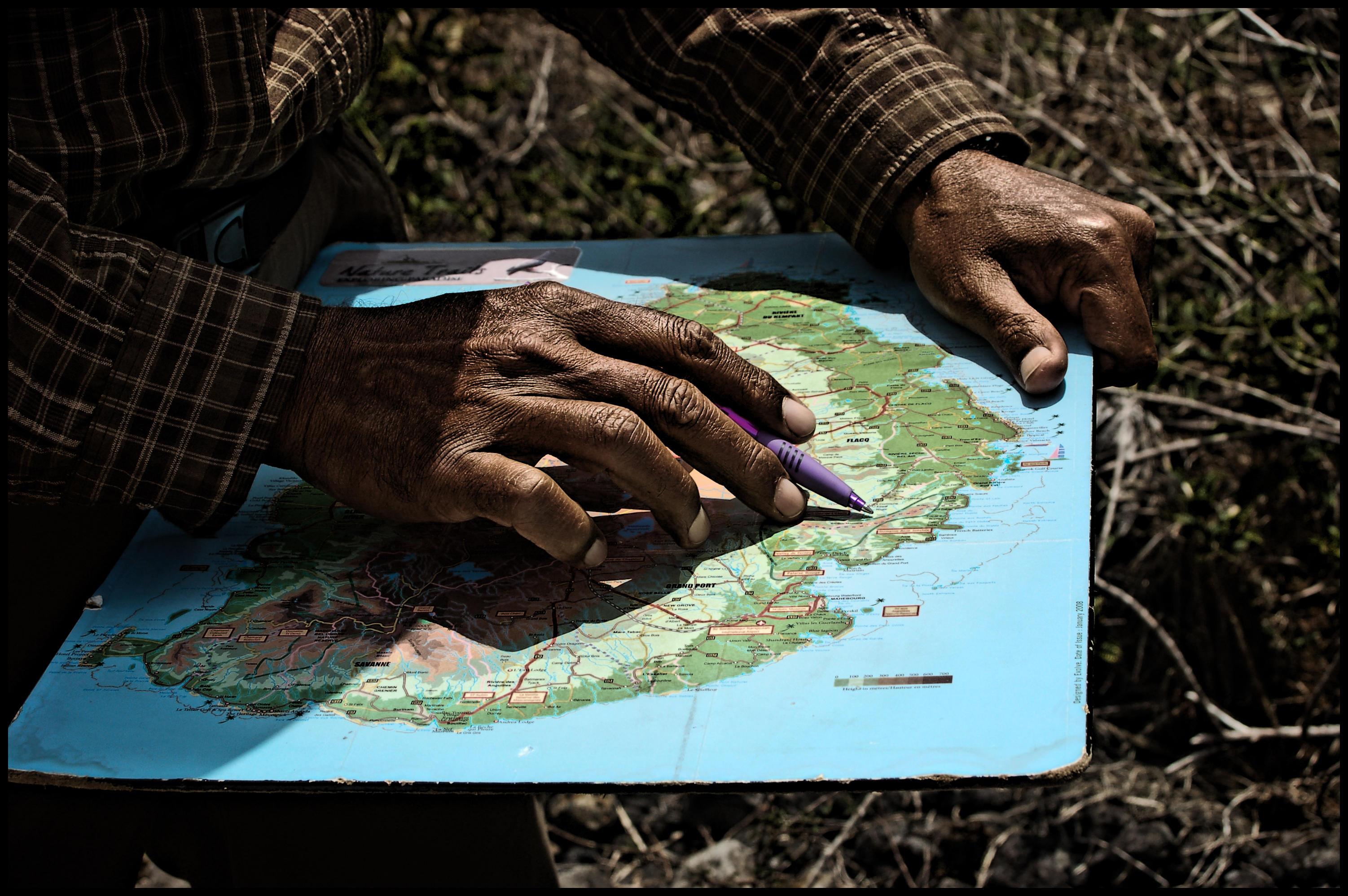 The Guide by fotoguerilla