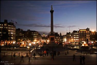 Trafalgar Square by fotoguerilla