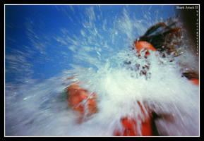 Shark Attack II by fotoguerilla