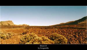 Desert II by fotoguerilla