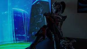 Widowmaker: Introspection by hicky22