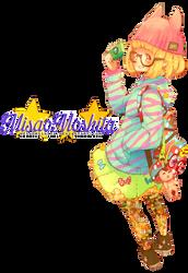 Harajuku Girl by MisaoMoshita