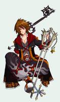Adult Sora by Dedmerath